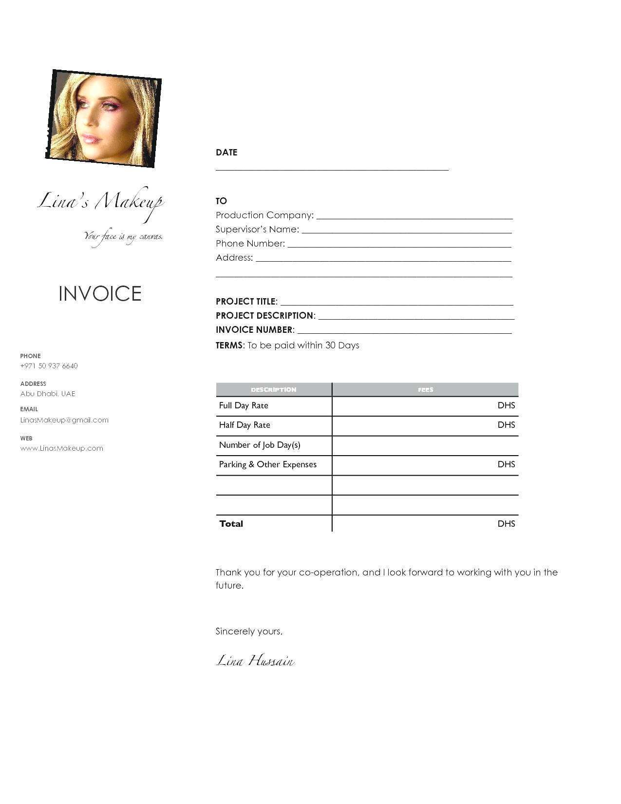 64 Report Artist Invoice Format Now for Artist Invoice Format