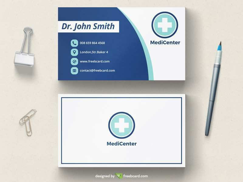 64 Report Clean Business Card Template Free Download PSD File for Clean Business Card Template Free Download