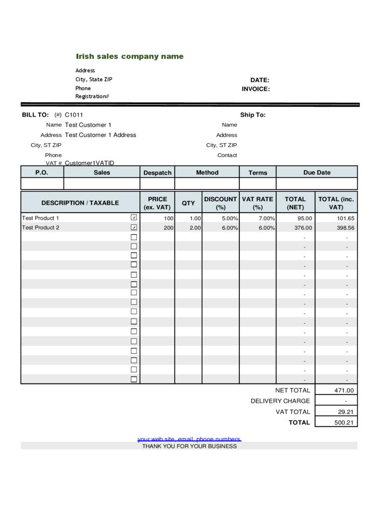 Vat Invoice Template from legaldbol.com