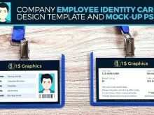 64 The Best Company Id Card Template Word Free Download in Word by Company Id Card Template Word Free Download