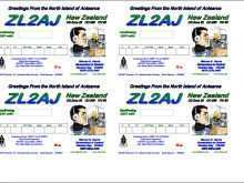 64 The Best Qsl Card Template Photoshop Templates for Qsl Card Template Photoshop
