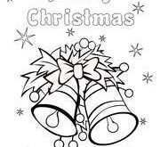 64 Visiting Christmas Card Templates To Colour in Word by Christmas Card Templates To Colour