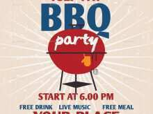 65 Blank Bbq Fundraiser Flyer Template Layouts for Bbq Fundraiser Flyer Template