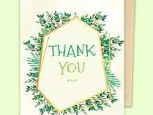 65 Blank Google Thank You Card Template in Word with Google Thank You Card Template