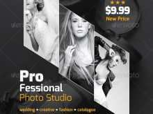 Free Photography Flyer Templates Psd