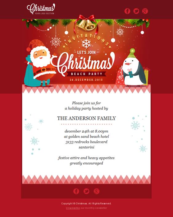 65 Creative Christmas Card Templates Mailchimp for Ms Word for Christmas Card Templates Mailchimp