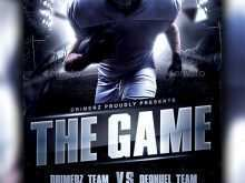 65 Creative Football Flyers Templates Formating by Football Flyers Templates