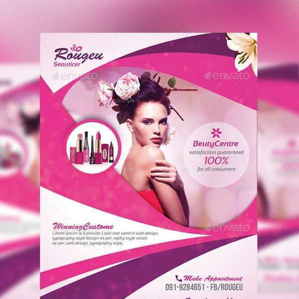 65 Customize Beauty Salon Flyer Templates Free Download in Word with Beauty Salon Flyer Templates Free Download