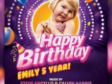 65 Customize Birthday Flyers Templates in Word by Birthday Flyers Templates