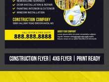 65 Free Construction Flyer Template Templates by Construction Flyer Template