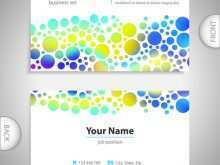 65 Free Printable Business Card Template Back And Front With Stunning Design for Business Card Template Back And Front
