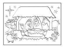 65 Free Printable Christmas Card Template Religious in Word by Christmas Card Template Religious