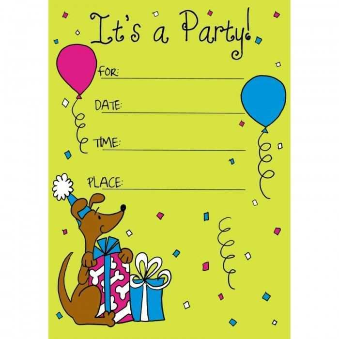 Enjoyable 65 How To Create Birthday Card Invitation Templates For Word Psd Funny Birthday Cards Online Fluifree Goldxyz