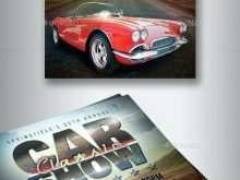 65 How To Create Car Show Flyer Template Word For Free with Car Show Flyer Template Word