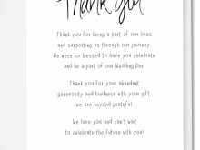 65 How To Create Late Thank You Card Template PSD File by Late Thank You Card Template