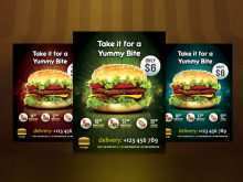 65 Online Burger Flyer Template Download for Burger Flyer Template