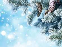 65 Printable Christmas Card Template Snow in Word for Christmas Card Template Snow