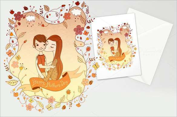 65 Report Mother S Day Card Template Psd Formating by Mother S Day Card Template Psd