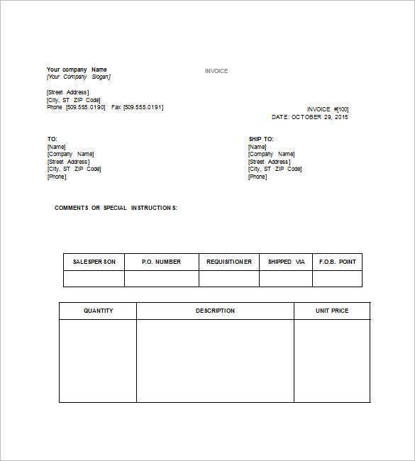 65 Report Tax Invoice Template Word Doc For Free By Tax Invoice Template Word Doc Cards Design Templates