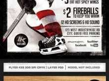 65 The Best Free Hockey Flyer Template Layouts by Free Hockey Flyer Template