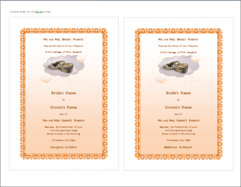65 Visiting Invitation Card Format In Word With Stunning Design for Invitation Card Format In Word