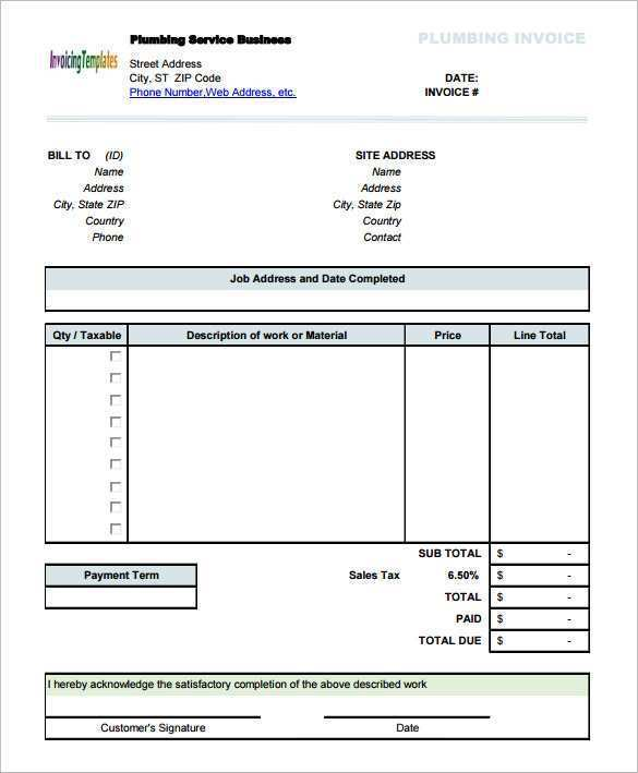 66 Adding Construction Tax Invoice Template PSD File with Construction Tax Invoice Template