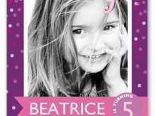 66 Blank Birthday Invitation Card Template For Girl with Birthday Invitation Card Template For Girl