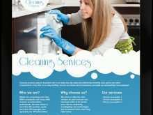 66 Blank Cleaning Services Flyer Templates With Stunning Design for Cleaning Services Flyer Templates