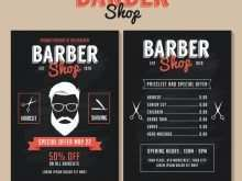 66 Create Barber Shop Flyer Template Free Now by Barber Shop Flyer Template Free