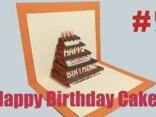 66 Create Birthday Card Pop Up Template Free Download with Birthday Card Pop Up Template Free
