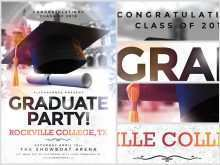 66 Create Graduation Party Flyer Template Templates by Graduation Party Flyer Template