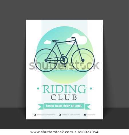 66 Creating Bicycle Flyer Template Maker by Bicycle Flyer Template