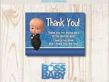 66 Creative Baby Thank You Card Template Printable Now with Baby Thank You Card Template Printable