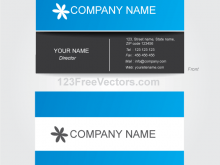 66 Creative Business Card Adobe Illustrator Template Download Download for Business Card Adobe Illustrator Template Download