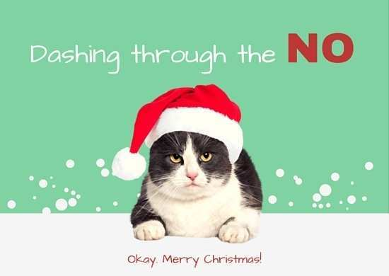 66 Creative Cat Christmas Card Template in Word for Cat Christmas Card Template