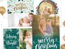 66 Customize Christmas Card Templates For Photoshop Formating for Christmas Card Templates For Photoshop