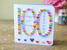 66 Customize Our Free 100Th Birthday Card Template Layouts for 100Th Birthday Card Template