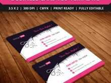 66 Format Beauty Business Card Template Word in Photoshop for Beauty Business Card Template Word