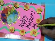 Mothers Card Templates Online