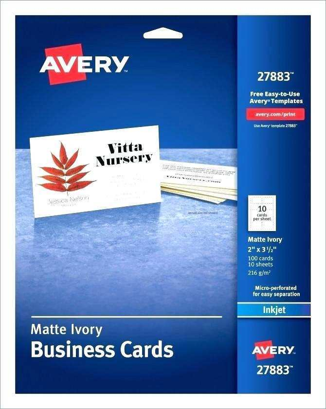 66 Free Avery Business Card Template 8371 For Mac in Photoshop with Avery Business Card Template 8371 For Mac