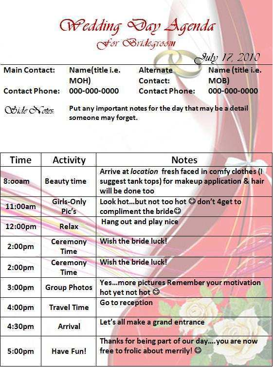 66 Free Christmas Party Agenda Template For Free for Christmas Party Agenda Template