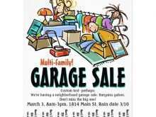 66 Free Garage Sale Flyer Template For Free by Garage Sale Flyer Template