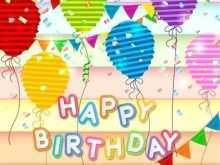 66 Happy Birthday Card Template Online Free in Photoshop by Happy Birthday Card Template Online Free