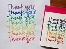 66 How To Create Free Thank You Card Templates To Download PSD File for Free Thank You Card Templates To Download
