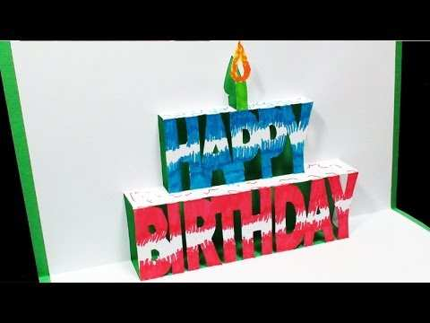 66 Printable Birthday Card Making Templates Free Formating for Birthday Card Making Templates Free