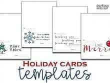 66 Printable Christmas Card Template Ks2 in Word for Christmas Card Template Ks2