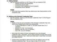 66 Report Church Council Meeting Agenda Template Templates by Church Council Meeting Agenda Template