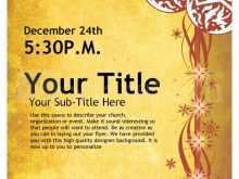 66 The Best Christmas Flyer Word Template Free Now with Christmas Flyer Word Template Free