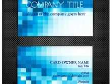 66 Visiting Square Name Card Template for Ms Word by Square Name Card Template