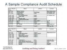 67 Create Annual Audit Plan Template Excel PSD File for Annual Audit Plan Template Excel